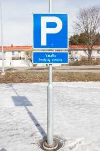Liikennemerkit & lisäkilvet edullisesti.